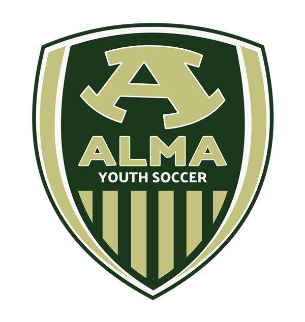 Alma Youth Soccer league crest
