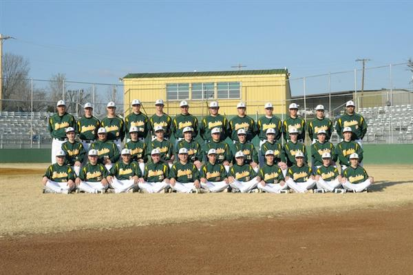 Alma Baseball Team