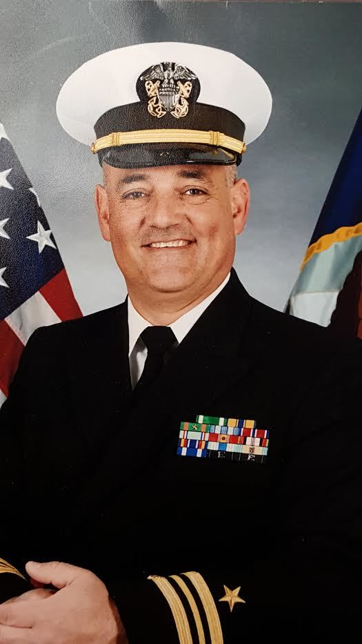 LCDR Mike Raymer